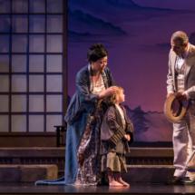 """Opera Santa Barbara - """"Msdam Butterfly"""" 10/31/12 Granada Theatre"""